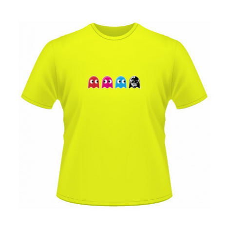 Pánské tričko na tělo Pacman Star Wars