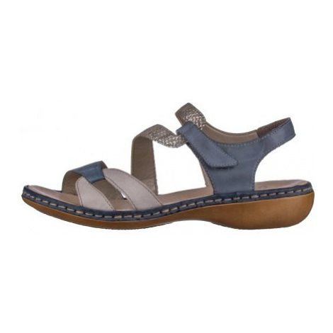 Sandály RIEKER 65969-42