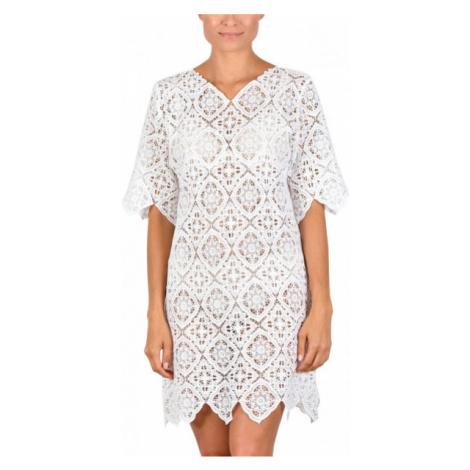 Dámské krajkové šaty Naturana Cybéle 740016 | bílá