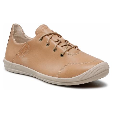 Polobotky KEEN - Lorelai II Sneaker 1024935 Tan/Brick Dust