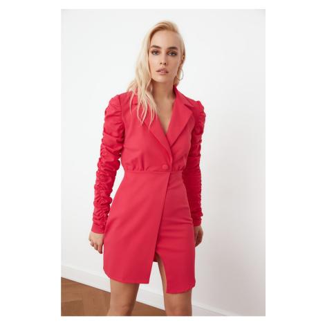 Trendyol Push-up Sleeve Jacket Dress