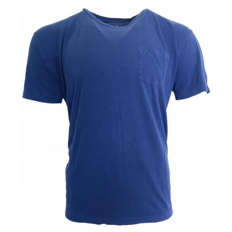 Barevné triko s kapsou Gant