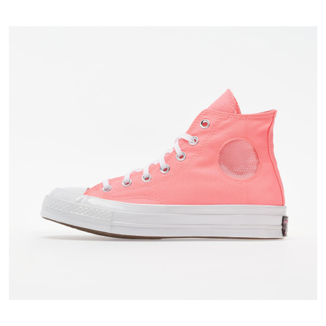 Converse Chuck 70 Hi Electric Blush/ Egret