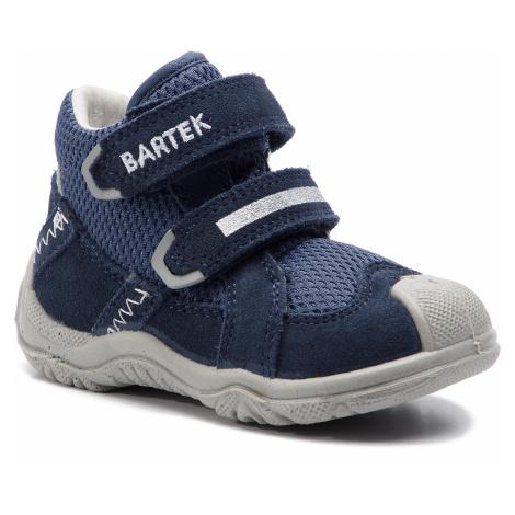 Kotníková obuv BARTEK - 31937/SM0 Ocean