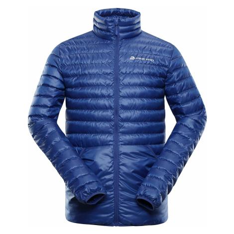 Pánská bunda Alpine Pro FIR - modrá