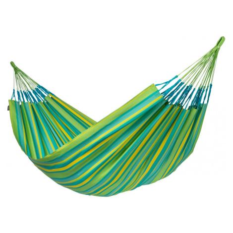 Houpací síť La Siesta Brisa Kingsize BRH18R Barva: zelená