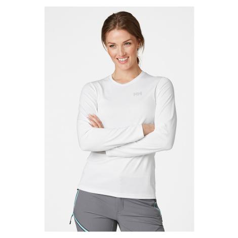 Dámské bílé funkční tričko Helly Hansen Lifa Active