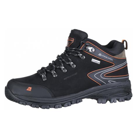 ALPINE PRO WINDIGO 2 Uni outdoorová obuv UBTF021990 černá