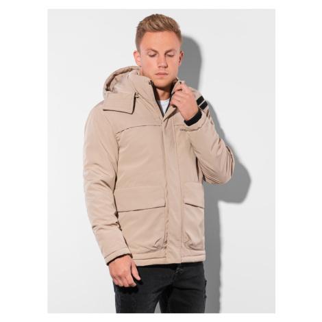 Ombre Clothing Men's winter jacket C504