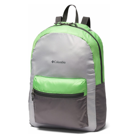 Batoh Columbia Lightweight Packable L Backpack - šedá/zelená uni