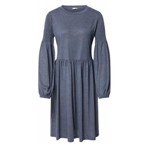 Cream Šaty 'Ivana' chladná modrá