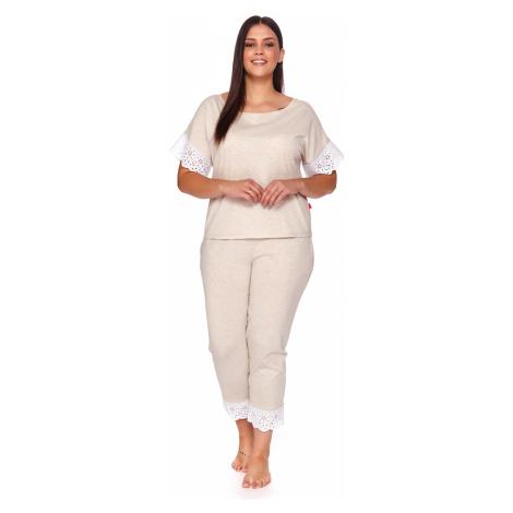Dámské pyžamo Dn-nightwear PM.4104 l Dobranocka