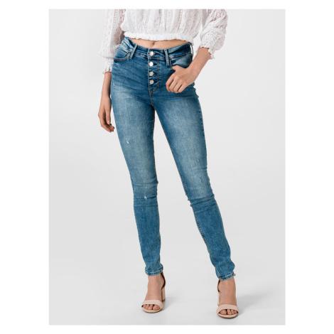 1981 Jeans Guess Modrá