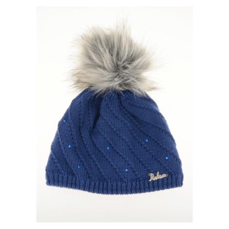RELAX MINA Zimní čepice RKH171C modrá XL