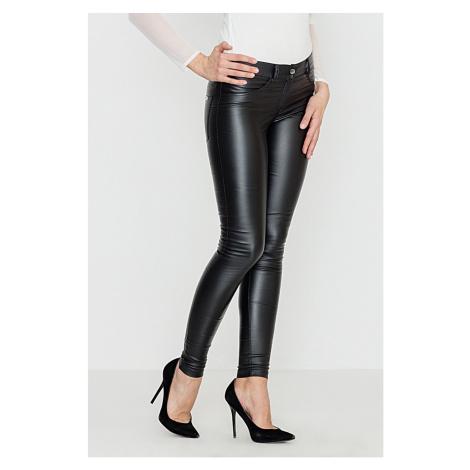Černé kalhoty K231 Lenitif