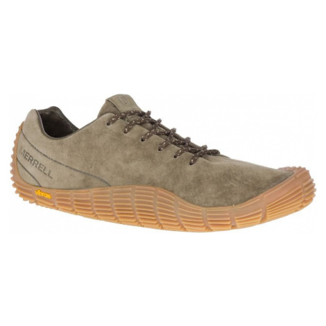 Merrell MOVE GLOVE SUEDE 066341 Zelená obuv