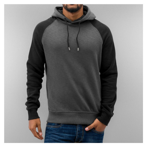 Just Rhyse / Hoodie Freeco Raglan II in grey