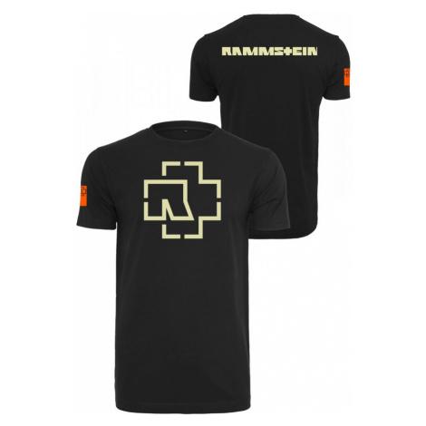 Tričko Rammstein Logo Tee
