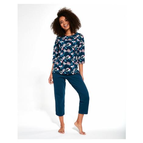 Dámské pyžamo Cornette 147/247 3/4 Grace