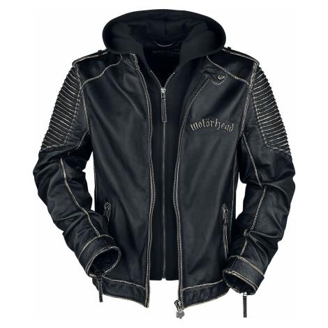 Motörhead EMP Signature Collection kožená bunda černá