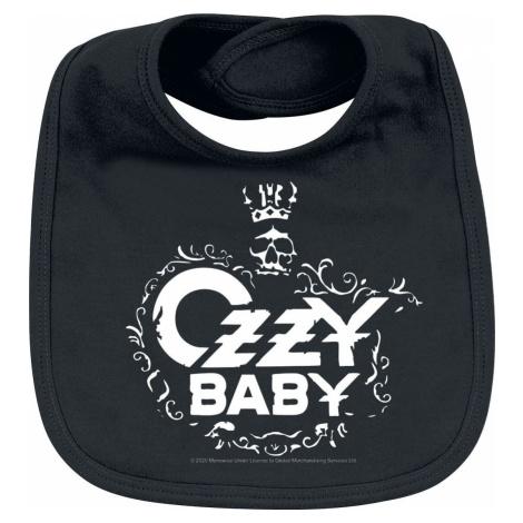 Ozzy Osbourne Ozzy Baby bryndák černá