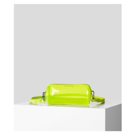 Taška Karl Lagerfeld K/Journey Transparent Barrel