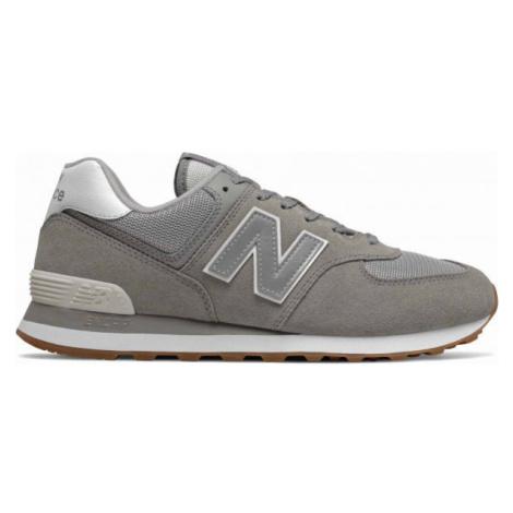 New Balance ML574SPU šedá - Pánská volnočasová obuv