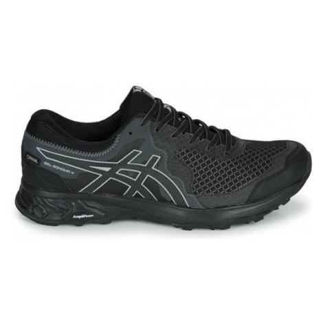Pánská krosová obuv Asics Gel Sonoma - černá