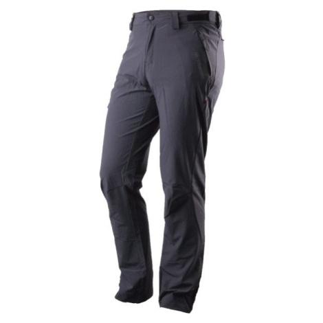 TRIMM DRIFT LADY tmavě šedá - Dámské stretch kalhoty