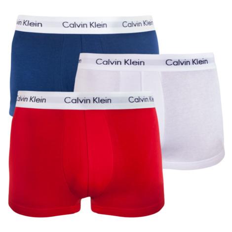 3PACK pánské boxerky Calvin Klein vícebarevné (U2664G-I03)