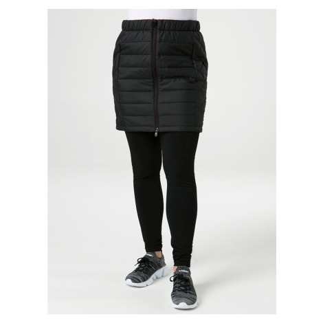 IRKAMA women's sports skirt black LOAP