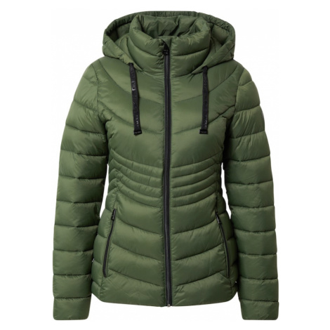 DKNY Zimní bunda olivová