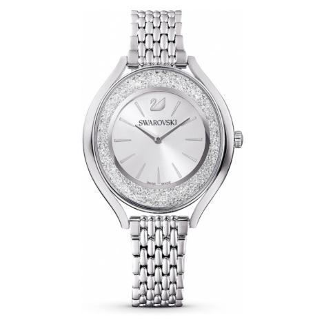 Swarovski Analogové hodinky stříbrná