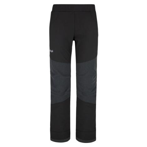 KILPI Dětské softshellové kalhoty RIZO-J NJ0012KIBLK Černá