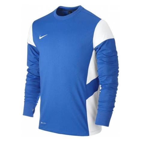 Mikina Nike Academy 14 Modrá / Bílá