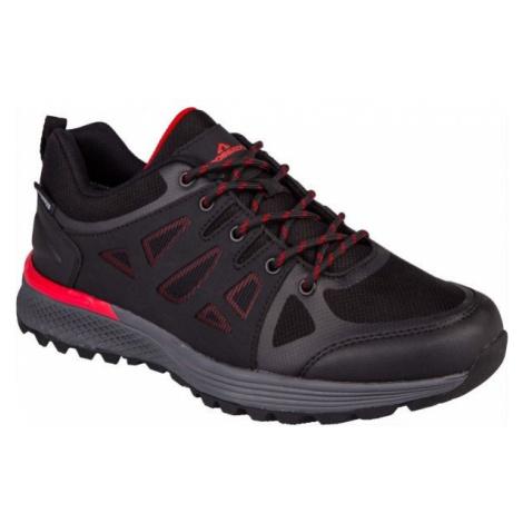 Crossroad DECODER černá - Pánská treková obuv