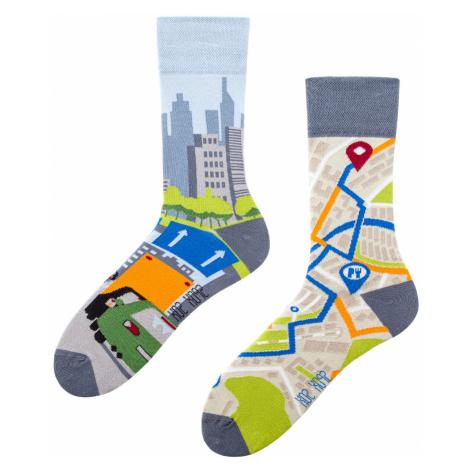 Ponožky Město - Spox Sox