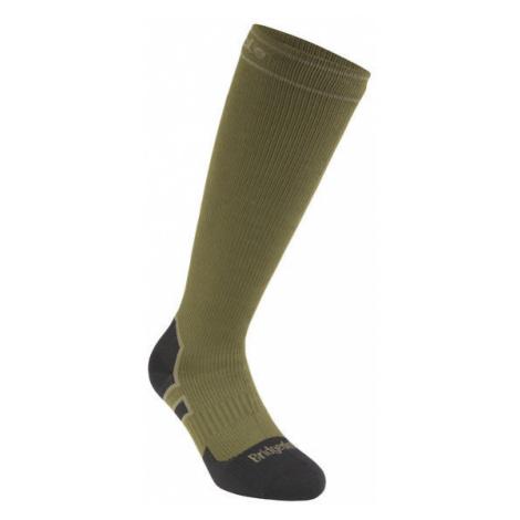 Podkolenky Bridgedale Storm Sock HW Knee olive/738
