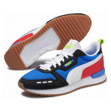 Puma R78 modrá - Pánské volnočasové boty