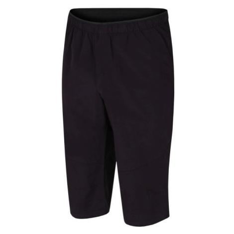 Hannah HAGGY černá - Pánské 3/4 kalhoty