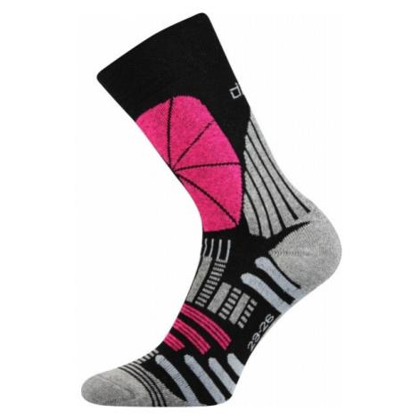 Voxx LAURA tmavě šedá - Dámské ponožky