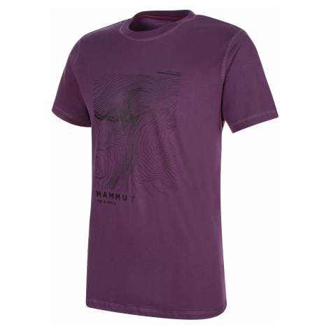 MAMMUT Massone T-Shirt Men, Galaxy