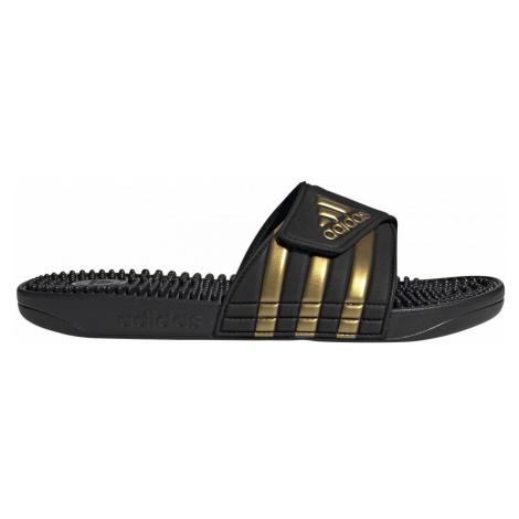 Pantofle adidas Addisage Černá / Zlatá