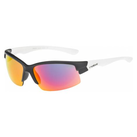 RELAX CANTIN Sportovní sluneční brýle R3073E černá 128