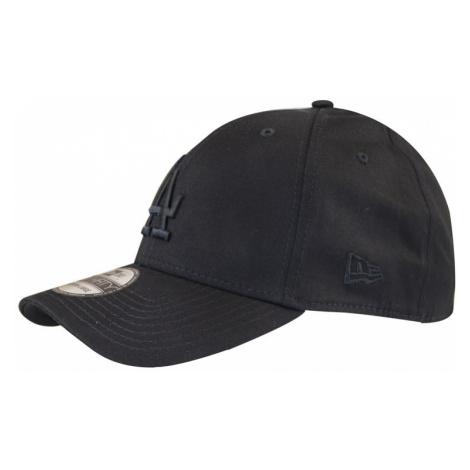 Kšiltovka New Era 39Thirty League Essential MLB Los Angeles Dodgers Black/Black