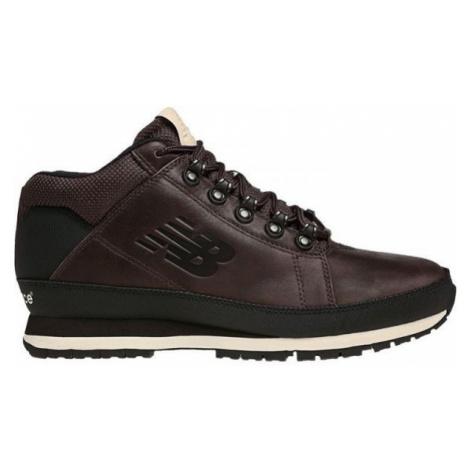 New Balance H754LLB hnědá 7 - Pánská zimní obuv