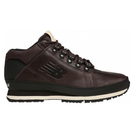 New Balance H754LLB hnědá - Pánská zimní obuv