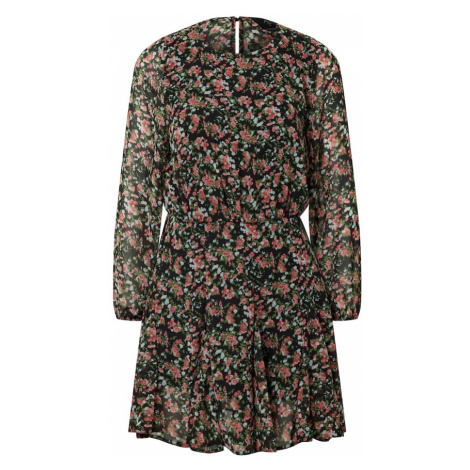 AX Paris Šaty 'Dress' hnědá / černá