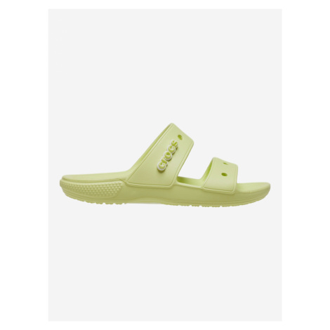Classic Crocs Pantofle Crocs Zelená