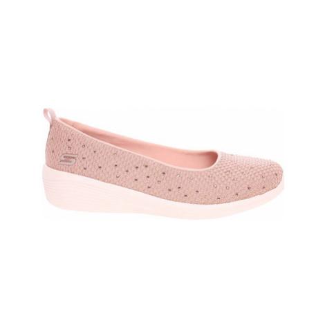 Skechers Arya - Sweet Glitz rose Růžová